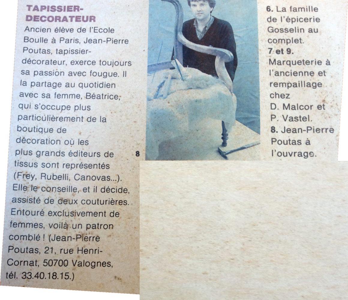 Article paru dans le Figaro Madame
